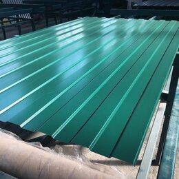 Металлопрокат - Профнастил С8 0,4 цвет зеленый, 0