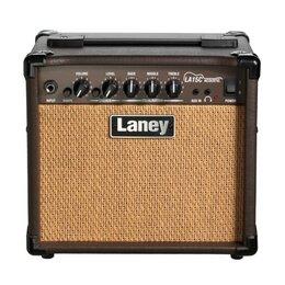 Гитарное усиление - Laney LA15C комбоусилитель для акустических инструментов, 15 Вт, 0