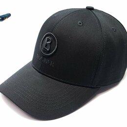 Головные уборы - Бейсболка кепка Bogner (черный), 0