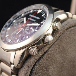 Наручные часы - Porsche Design Dashboard PTC Titanium Automatic Chronograp 42mm, 0