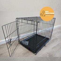 Клетки, вольеры, будки  - Клетка для собак №2 с 1 дверью, 0