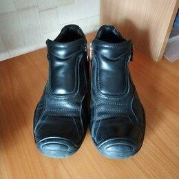 Ботинки - Кожаная обувь, 0
