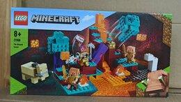 Конструкторы - Конструктор LEGO Minecraft 21168, 0