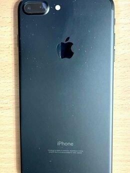 Мобильные телефоны - iPhone 7 Plus - 128 gb black, 0