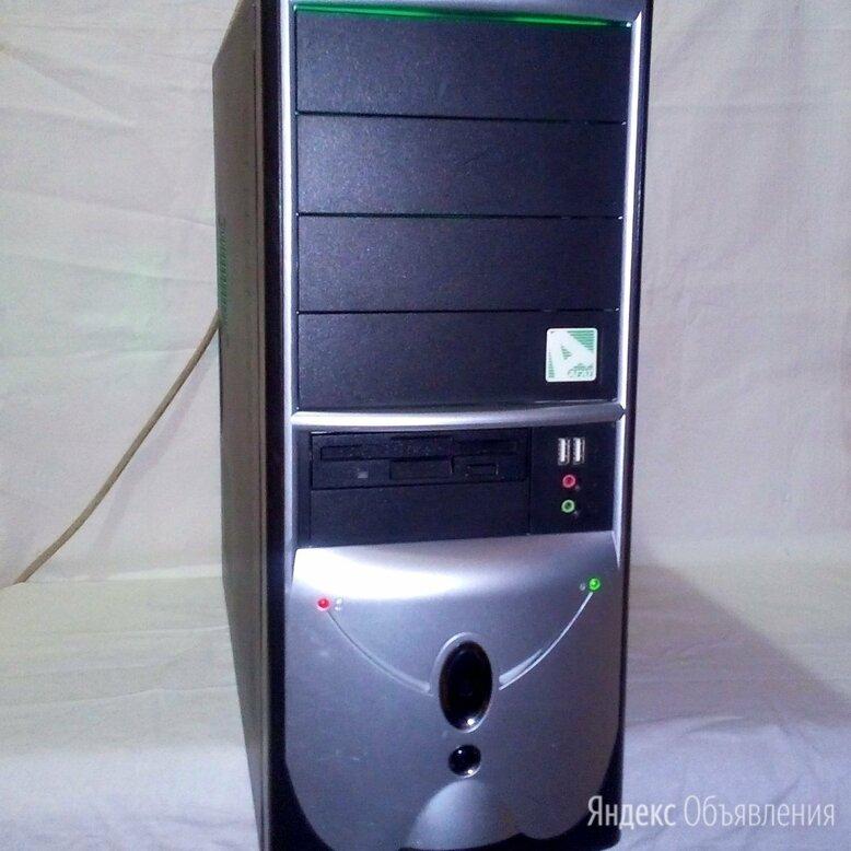 Игровой,Intel,12 ядер,8гб,NVidia GTX,бп 500. по цене 14000₽ - Настольные компьютеры, фото 0