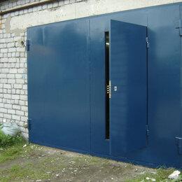 Заборы, ворота и элементы - Гаражные ворота в красногорске истре звенигороде волоколамске, 0