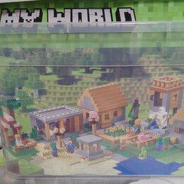 Конструкторы - Конструктор Minecraft Большая деревня, 1622 детали, 0