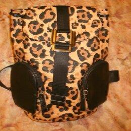 Рюкзаки - Кожанный рюкзак, 0