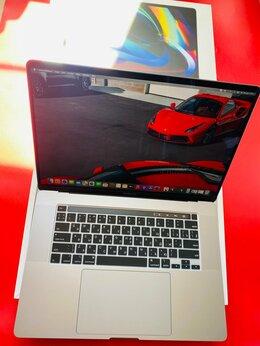 Ноутбуки - новый MacBook Pro 16 2019 2020 16циклов, 0