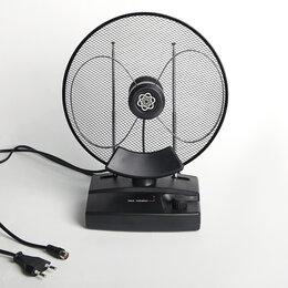 Антенны - Антенна RITMIX RTA-100, комнатная, активная., 0