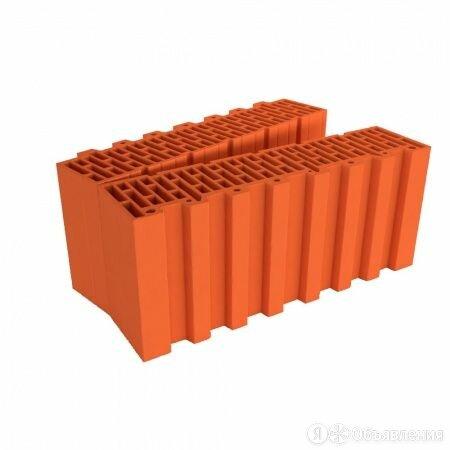 Керамический блок Поротерм 51 1/2 7.2НФ по цене 182₽ - Строительные блоки, фото 0