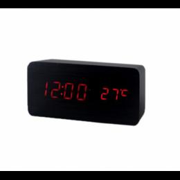 """Часы настольные и каминные - """"Деревянные часы"""" электронные VST-862-1, 0"""