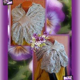 Шарфы, платки и воротники - Продам шарф-накидка, 0