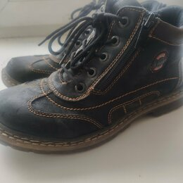 Ботинки - Ботинки стелька 24 см, 0
