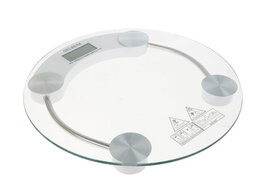 Напольные весы - Весы напольные электронные Gelberk GL-200 круглые, 0