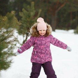 Комплекты верхней одежды - Новый зимний костюм Brinco для девочки с оленями (2 цвета, р-ры 86 - 134), 0
