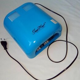 Лампы для сушки - UV-лампа для полимеризации гелей, 36 Вт., 0