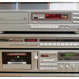 Радиотюнеры - Тюнер Yamaha T-720 (Japan), 0