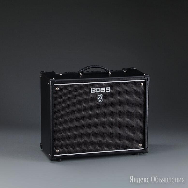 Гитарный усилитель BOSS KATANA 100 MkII по цене 29990₽ - Гитарное усиление, фото 0