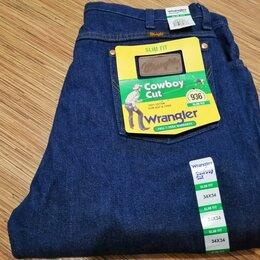 Джинсы - Джинсы Wrangler Cowboy Cut 936 MWZ Slim Fit, 0