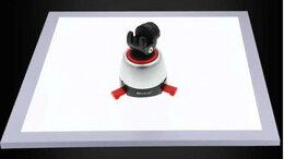 Прочее оборудование - Бестеневая лампа 38 см светодиодная для фотосъемки, 0