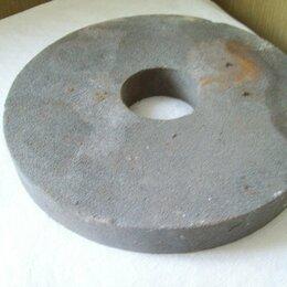 Для шлифовальных машин - Круг шлифовальный (30 см.) ,ширина 4 см., 0