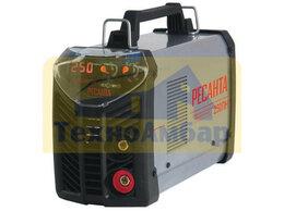 Сварочные аппараты - Сварочный аппарат  Ресанта САИ 250 ПН, 0