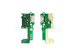 Прочие запасные части - Шлейф (плата) для Huawei Honor 4C Pro + разъем…, 0
