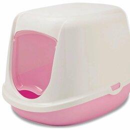 Туалеты и аксессуары  - Туалет-домик для кошек, 0
