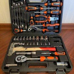 Наборы инструментов и оснастки - Набор инструментов 58 предметов , 0