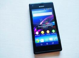 Мобильные телефоны - Sony Xperia M Dual C2005 Black, отл, 0