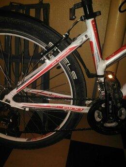 Велосипеды - Спортивный велосипед STELS MISS, 0