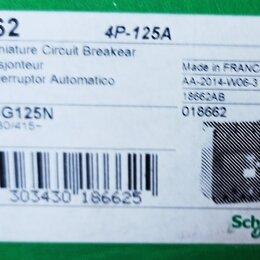 Защитная автоматика - Автоматические выключатели Schneider Electric Acti 9, Сompact NSX, 0