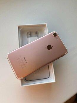 Мобильные телефоны - IPhone 7 32 Gb rose gold , 0