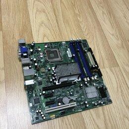 Материнские платы - Intel DG35EC (775), 0