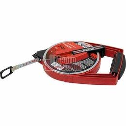 Аккумуляторы и зарядные устройства - Рулетка геодезическая, 50 м х 12,5 мм,…, 0