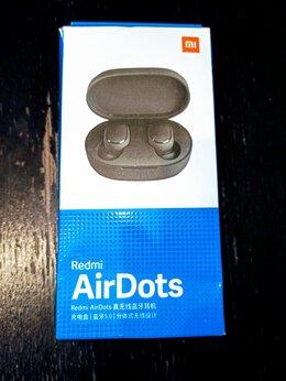 Наушники и Bluetooth-гарнитуры - Redmi AirDots MiTrue Wireless Earbuds, 0