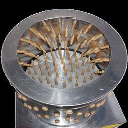 Товары для сельскохозяйственных животных - Перощипальная (перосъемная) машина с подачей воды из нержавейки, 0
