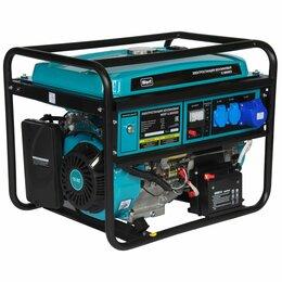 Электрогенераторы - Генератор WERT 6кВт, 0
