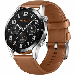 Умные часы и браслеты - Смарт-часы Huawei Watch GT 2 46 mm Classic, 0