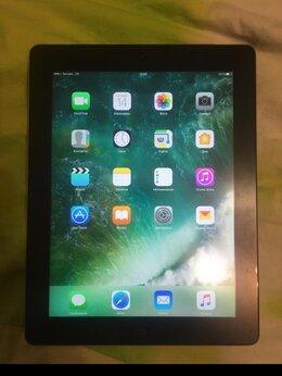 Планшеты - iPad iPad 4 с поддержкой Wi-Fi + Cellular (MM) A14, 0