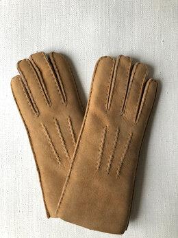 Перчатки и варежки - Перчатки женские из овчины, новые, 0