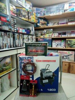 Аэрографы, краскопульты, текстурные пистолеты - Аэрограф с компрессором (комплект), 0