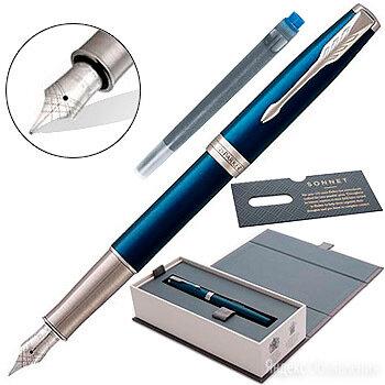 Ручка подарочная перьевая Parker Sonnet Core по цене 16116₽ - Канцелярские принадлежности, фото 0