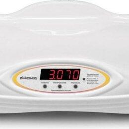 Детские весы - Весы электронные настольные для новорожденных и детей Maman ВЭНд-01-Малыш, 0