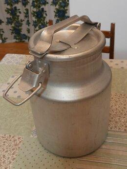 Ёмкости для хранения - Бидон 10 литров (сделано в СССР), 0
