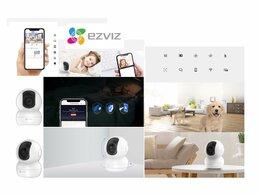 Камеры видеонаблюдения - EZVIZ TY2 Широкий обзор для особой бдительности, 0