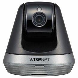 Радио- и видеоняни - Wi-Fi Видеоняня Wisenet SmartCam SNH-V6410PN, 0