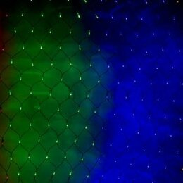 Новогодний декор и аксессуары - Новогодняя гирлянда Neon-Night Гирлянда светодиодная Сеть 220В 2х1.5м 240 дио..., 0