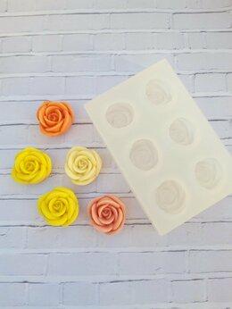 Формы для льда и десертов - Молды, силиконовые формы, 0